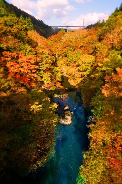 05梵字川渓谷なびら雪吊橋からs★DSC02749.jpg