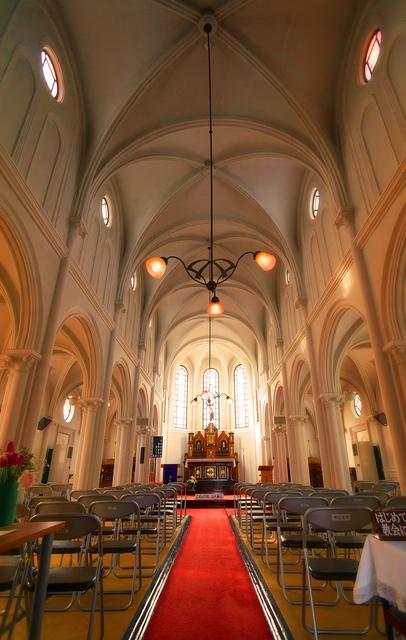 54鶴岡カトリック教会★DSC06075.JPG