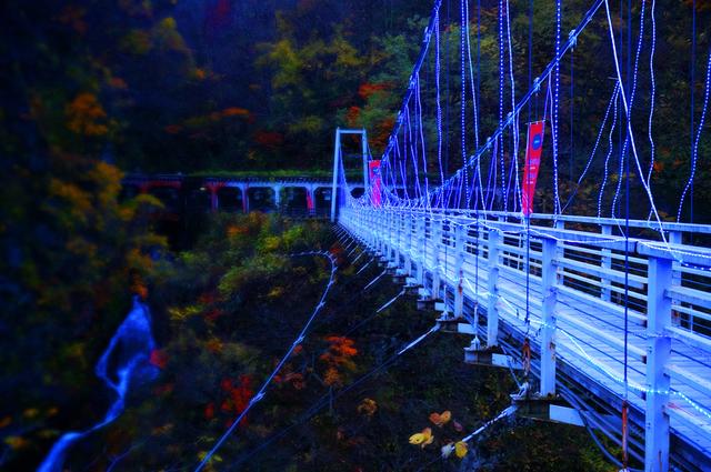 83道の駅月山ふれあい橋と亀の滝★DSC02732.JPG